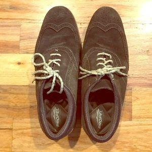 BASS Propel Wingtip Men's shoes (very comfortable)